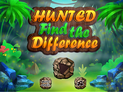 Hunted Find the Difference - náhled