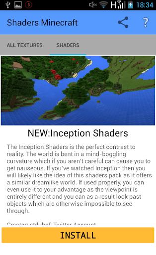 免費下載工具APP|Shaders for Minecraft Pe app開箱文|APP開箱王