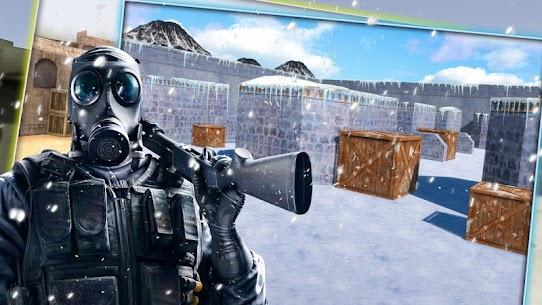 FPS Commando Secret Mission MOD APK ( Unlimited All) 8