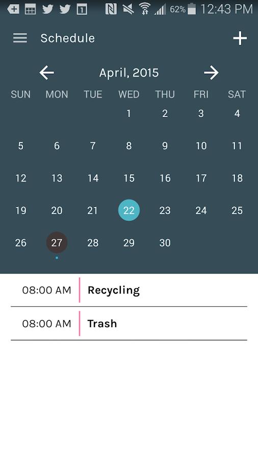 Recyclebank - screenshot