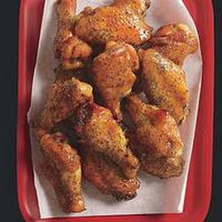Sweet & Savory Chicken Wings.