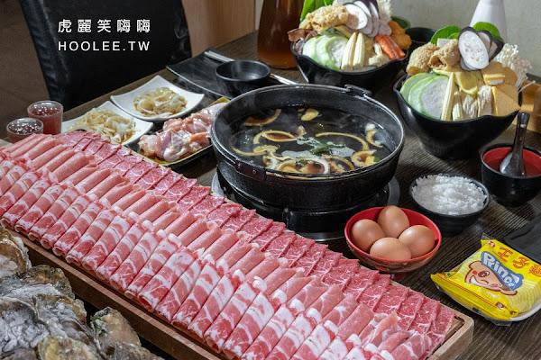 井兵衛壽喜燒(高雄)大肉盤壽喜燒火鍋!四人套餐3種肉好滿足,推薦加點爆漿的肉肉起司
