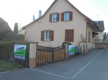 maison à Roppentzwiller (68)