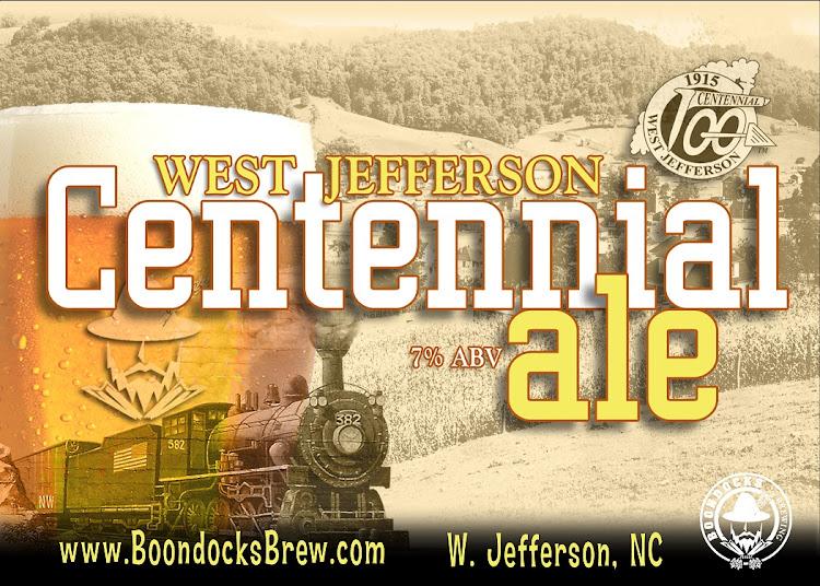 Logo of Boondocks Wj Centennial Ale