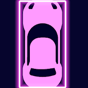 Neon Car Drift