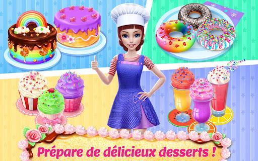 Mon empire pâtissier – Prépare & sers des gâteaux  captures d'écran 1