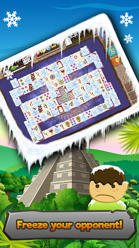 Mahjong Maya Puzzle Live Duels 1.6.7 screenshots 4
