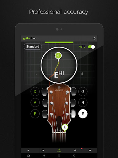 Guitar Tuner Free - GuitarTuna 4.6.5 screenshots 16