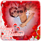 Valentine's Day Collage Editor - Love Frames