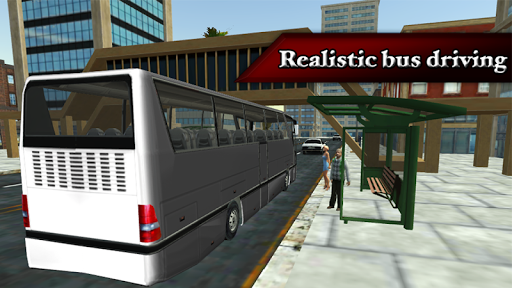 Bus Driving Simulator 1.2 screenshots 2