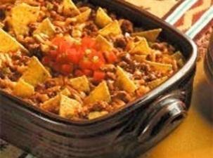Mexican Border Casserole Recipe