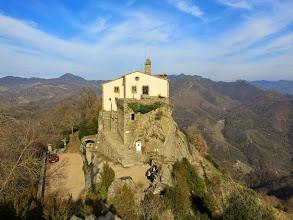Photo: Santuari de Bellmunt, on s'estima havía l'antic castell de Sa Reganyada