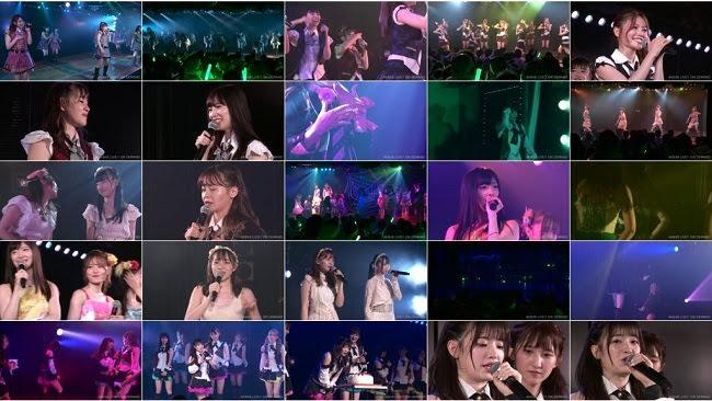 190727 (720p) AKB48 込山チームK「RESET」公演 1300 & 1700 武藤小麟 生誕祭