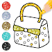 Glitter Stylish Handbags Coloring Book For Girls icon