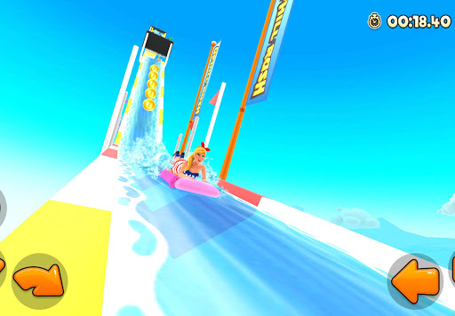 Uphill Rush Water Park Racing android2mod screenshots 5