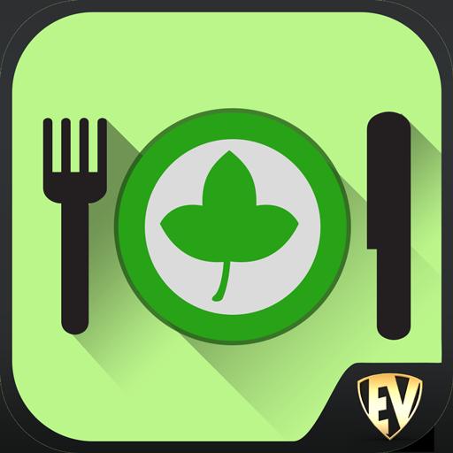 ベジタリアンのレシピスマートブック 遊戲 App LOGO-硬是要APP