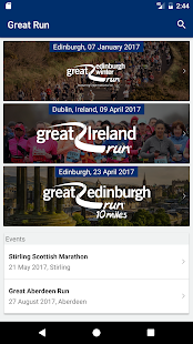 Great Run: Running Events - náhled