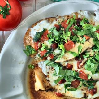 Chicken Bruschetta.