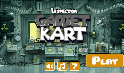 Inspector Gadget Kart