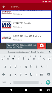 App Washington Radio Stations APK for Windows Phone