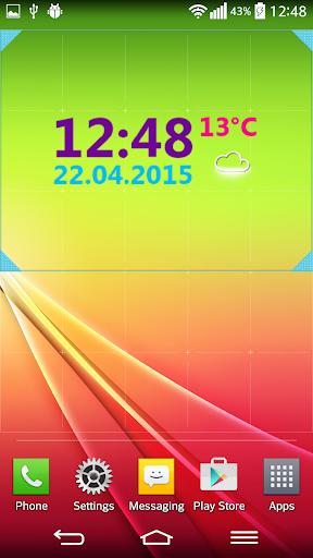 Digital Clock  screenshots 4