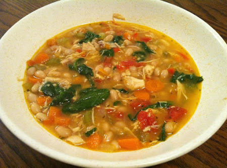 Tuscan Chicken Soup Tuscan Chicken Soup Recipe
