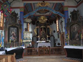 Photo: Tokarnia - kościół