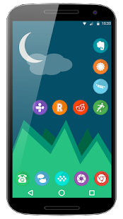 Primo Flat - Icon Pack - screenshot thumbnail