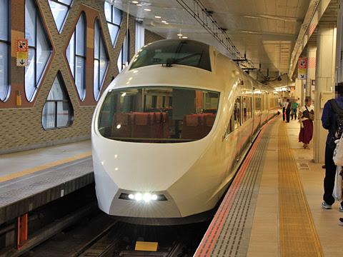 小田急電鉄 50000形 ロマンスカーVSE(新宿→小田原)