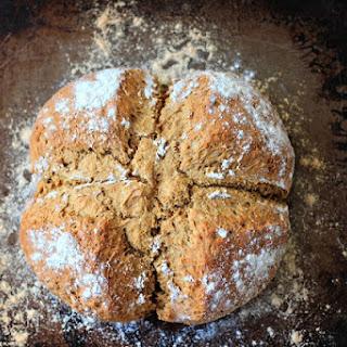 Wholemeal Molasses Soda Bread