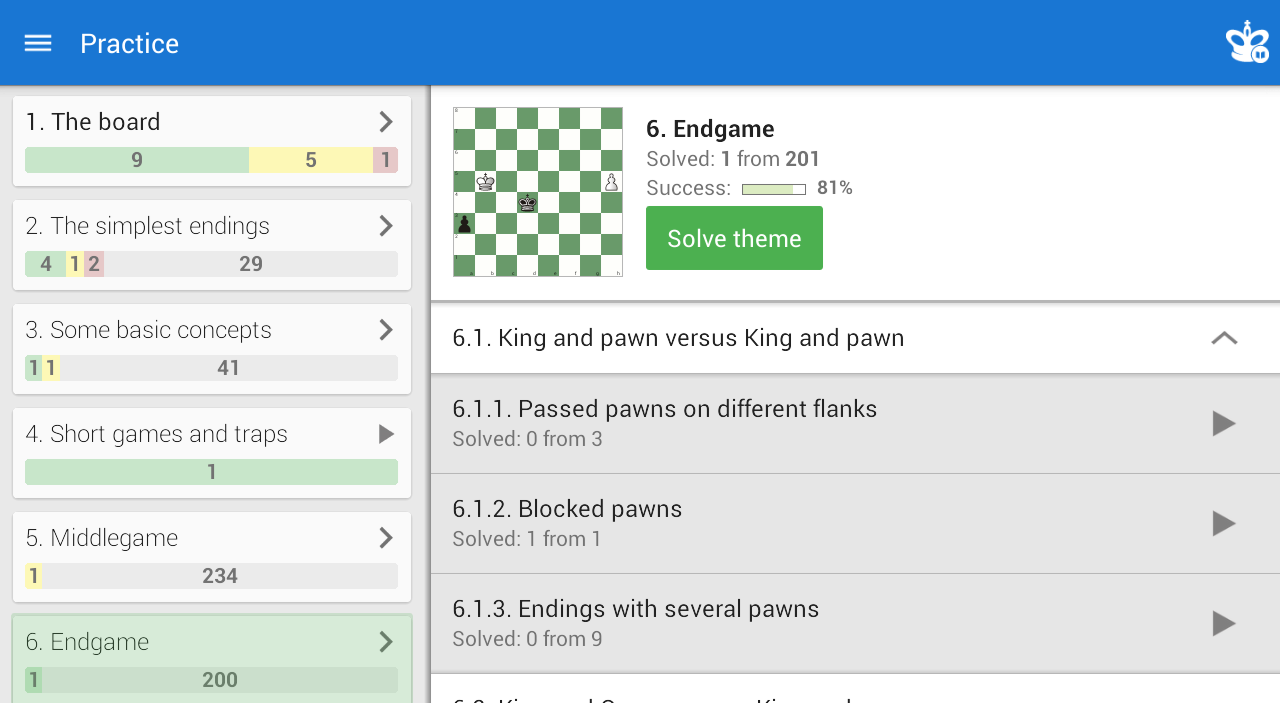 Chess: From Beginner to Club- screenshot