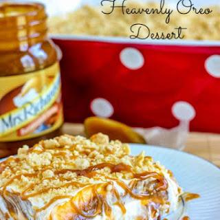 Pumpkin Heavenly Oreo Dessert Recipe