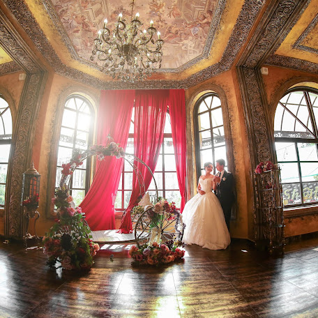 Fotógrafo de bodas Gennadiy Nesterenko (Gennadiy). Foto del 28.09.2017