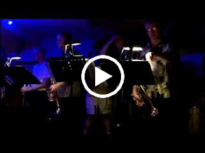 Video: This song ('The Sidewinder') is from Scott Agster's concert at Jazz Central on July 25th, 2011 that I was asked to play guitar on.
