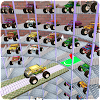 Multi-Level Monster Truck Parking Driving School