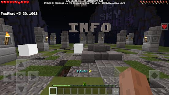 TNT Run Minigames Maps For Minecraft PE Apps Bei Google Play - Minecraft tnt spielen
