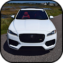 F-PACE Super Car: Speed Drifter icon
