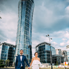Wedding photographer Marcin Kaminski (kaminski). Photo of 03.11.2017