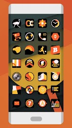 Vigour Icons- Icon Pack APK screenshot thumbnail 4