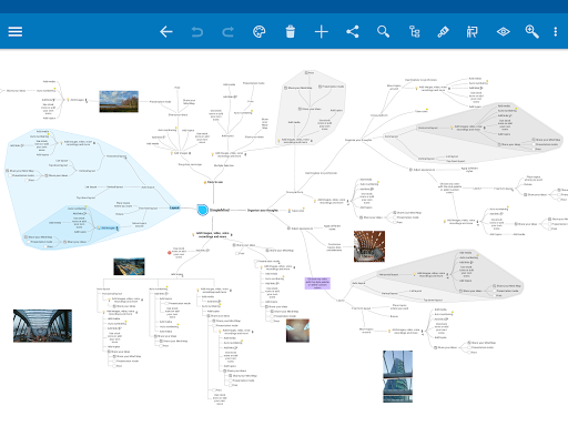 Screenshot for SimpleMind Pro - Intuitive Mind Mapping in United States Play Store