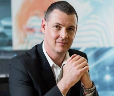 Jim Holland, Lenovo Regional Director: Africa.