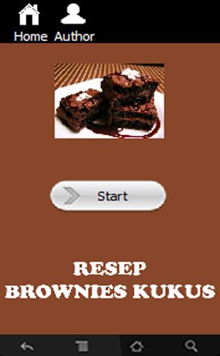 Resep Brownies Kukus