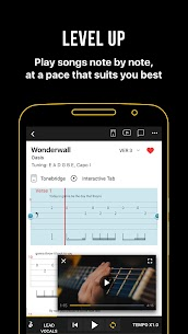 Ultimate Guitar Tabs & Chords v4.4.9 APK 4