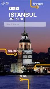 TAV Mobile screenshot