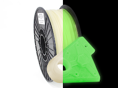 Glow in the Dark PRO Series PLA Filament - 2.85mm (1kg)