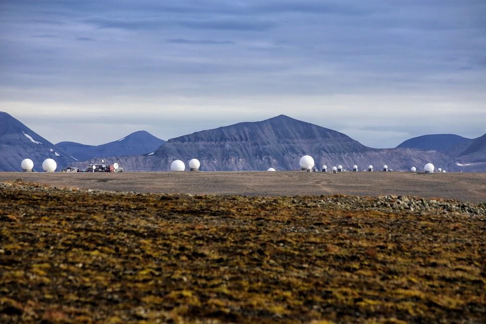 Fuglefjella, SvalSat, trekking Spitsbergen