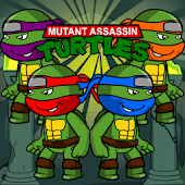 Mutant Assassin Turtle