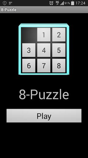 8 puzzle 8