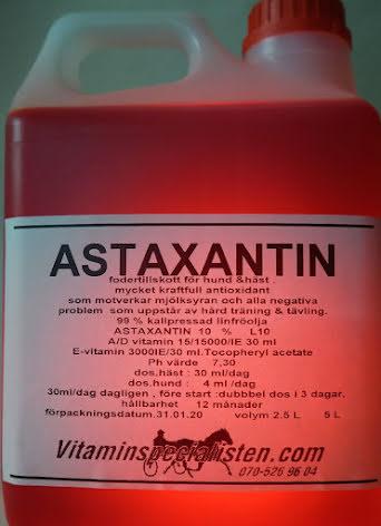 Astaxantin