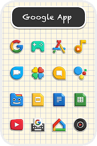 Poppin icon pack 1.8.5 (Patched)